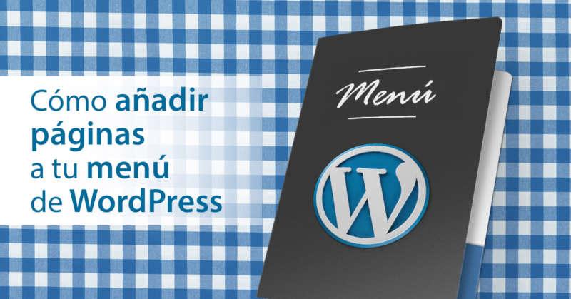 ModificarMenuWordPress